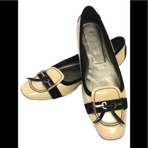Tods Patent Leather loafers